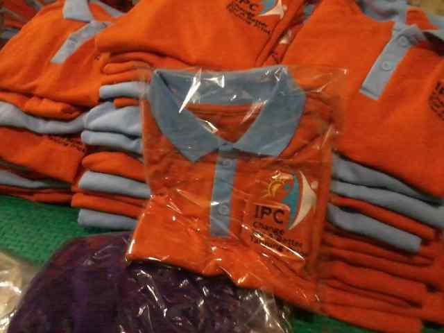 Polo Shirt IPC Pelindo II Tanjung Priok