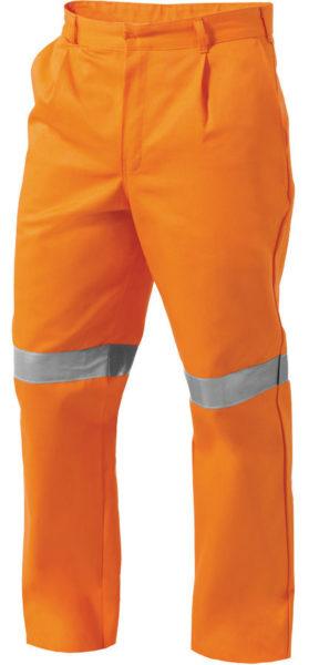 Celana PDL Orange Bahan Drill Ripstop