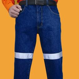 Celana Lapangan Bahan Jeans