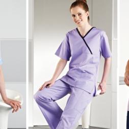 Baju Seragam Perawat – Suster  Rumah Sakit Kemeja dan Celana