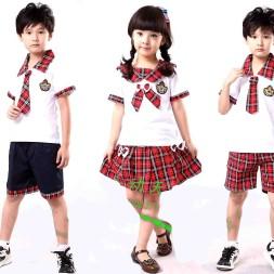 Baju Seragam Sekolah TK & SD Batik KBZ013