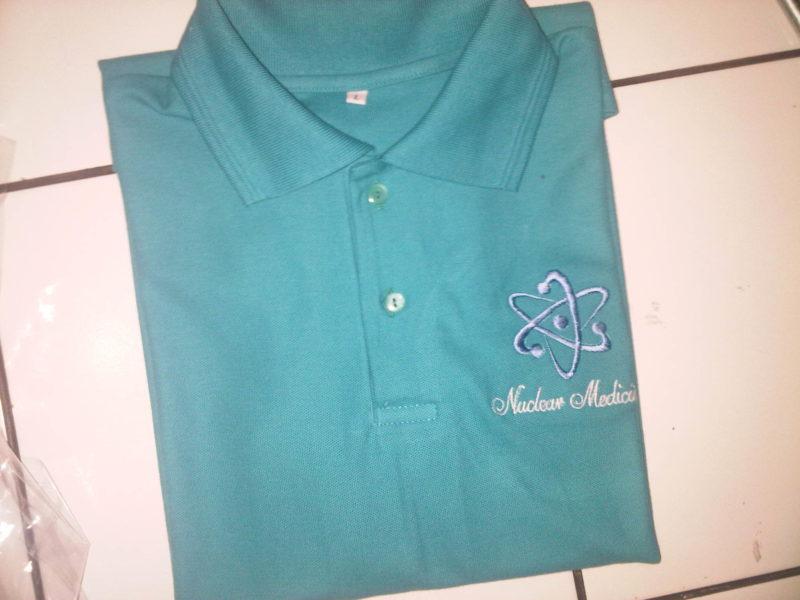 Poloshirt Nuclear Medicine