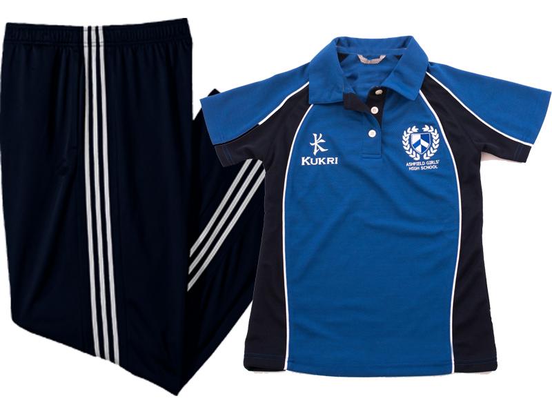 Baju Seragam Olahraga Sekolah