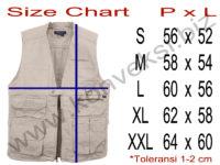Size Chart Rompi