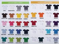 Katalog Warna Cotton Lacoste
