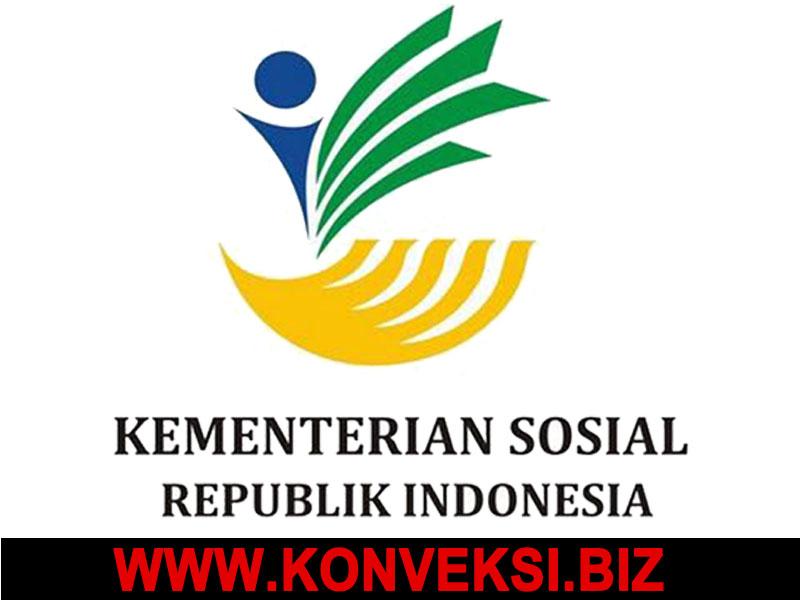 Logo Kementrian Sosial