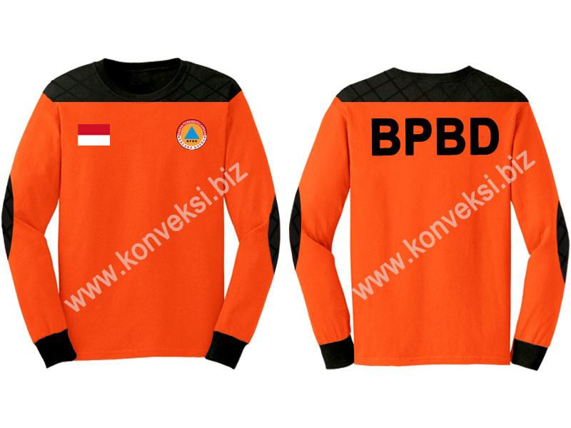 Kaos Lapangan PDL BPBD
