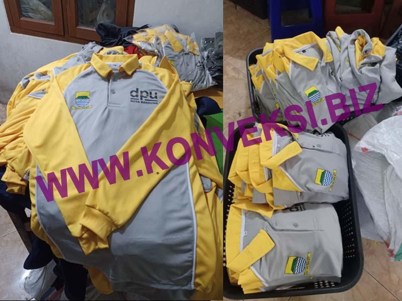 Kaos Dinas Pekerjaan Umum Kota Bandung