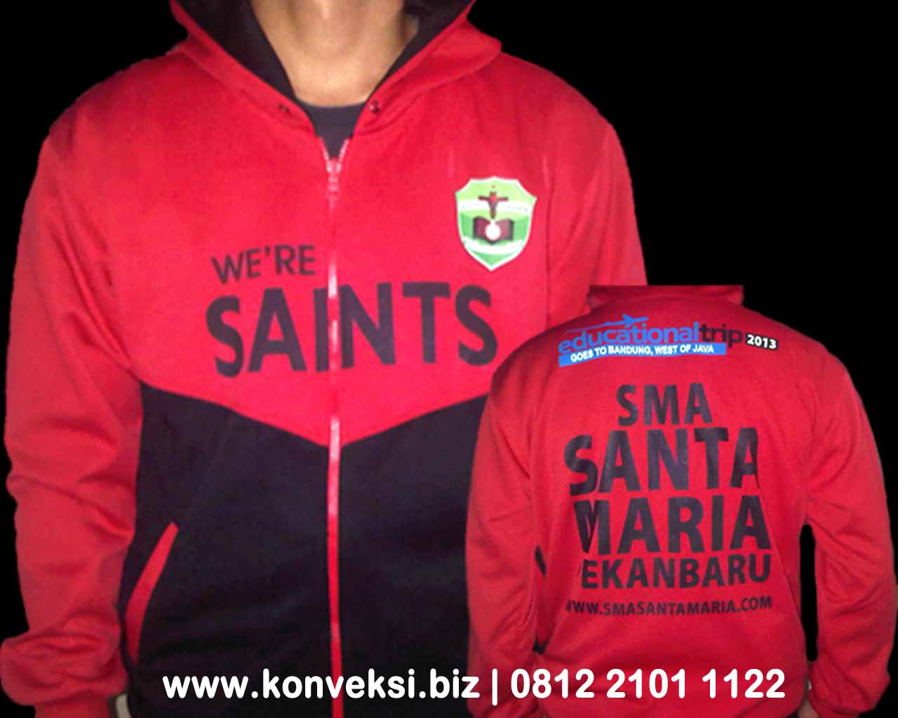 Jaket Kelas SMA Santa Maria