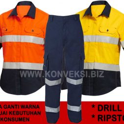 Baju PDL Bagus Pertamanan Dan Kebersihan