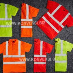 Kaos Lapangan PDL Petugas Kerbersihan Taman
