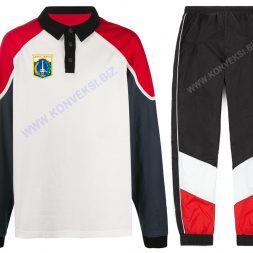 Baju Olahraga Dinas Pertamanan Pemprov DKI