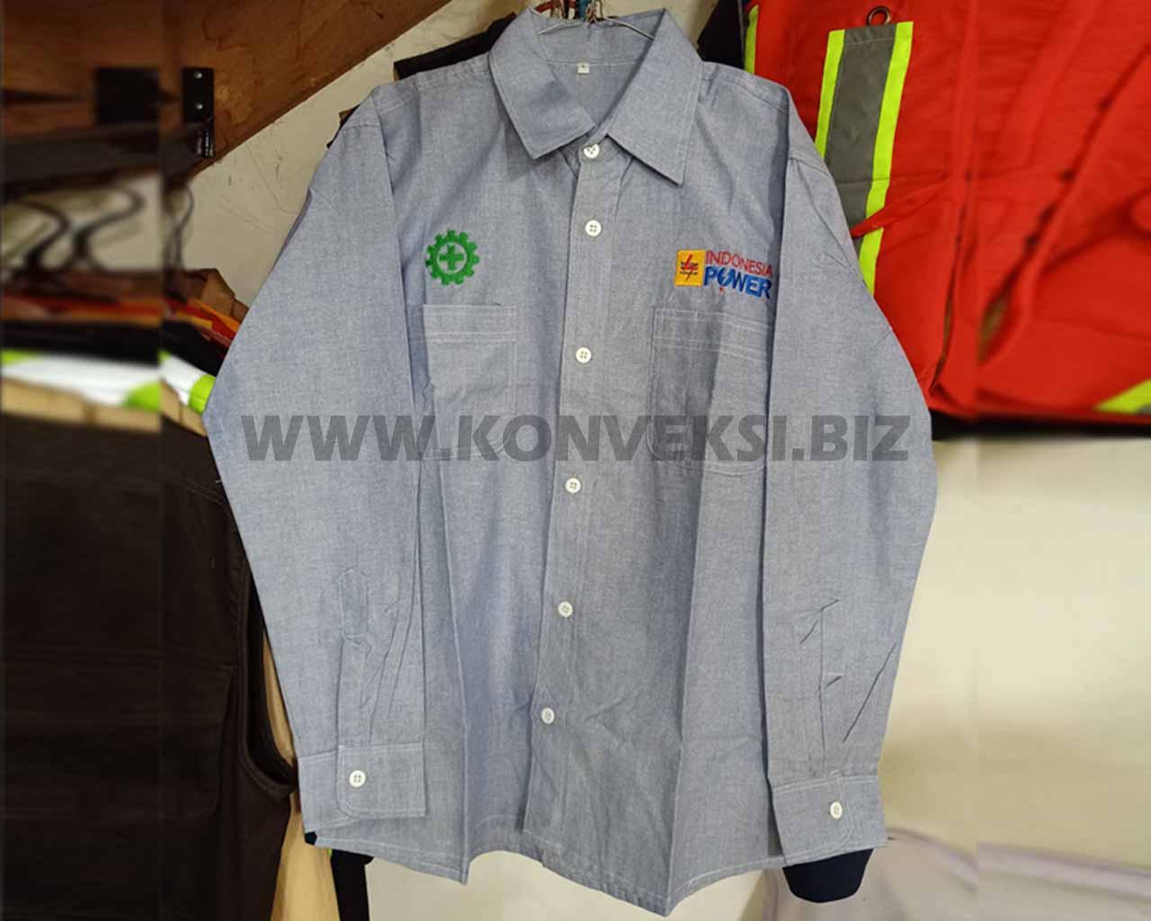 Baju Seragam PLN Indonesia Power