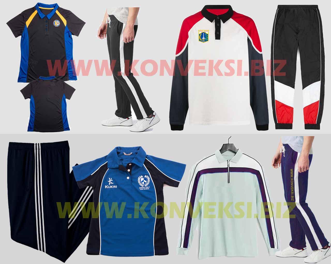 Konveksi Baju Olahraga