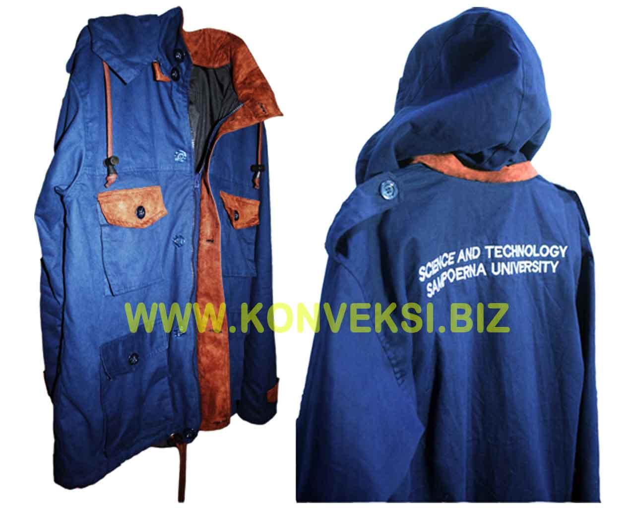 Tempat Bikin Jaket Almamater Di Bandung